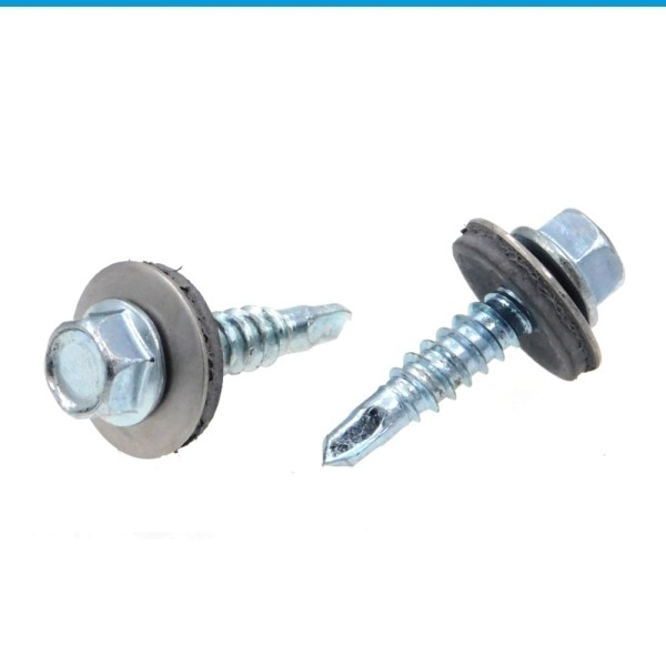 BI-Metall Bohrschrauben 6,3 mm Bohrleistung max. 6,5 mm