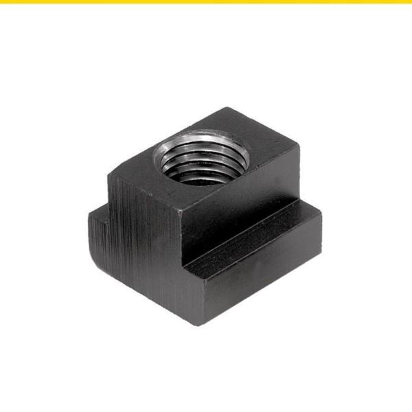 Muttern für T-Nuten Stahl Güte 10 DIN 508