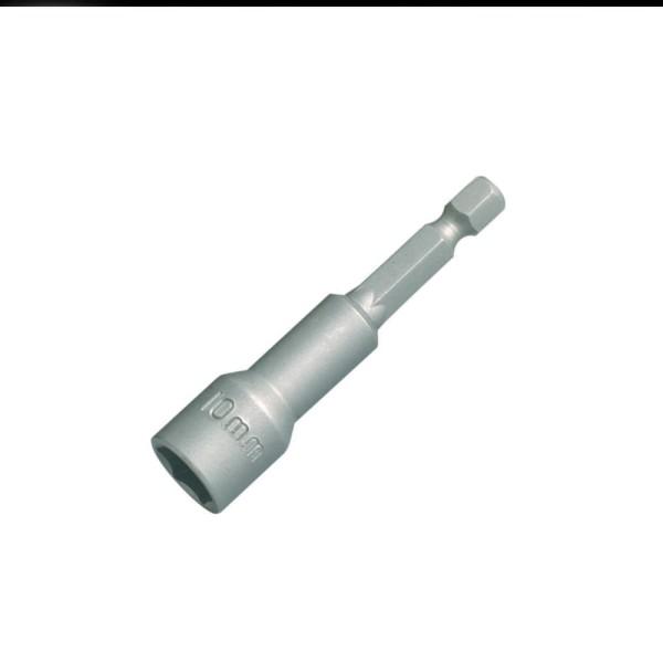 Stecknuss Bit L45 mm mit Dauermagnet **RESTPOSTEN**