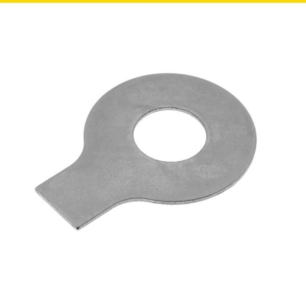 Sicherungsbleche Stahl verzinkt DIN 93
