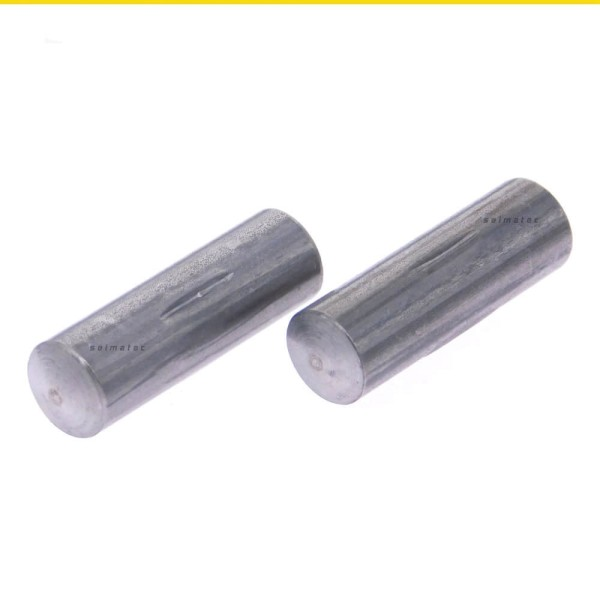 Knebelkerbstift Stahl DIN 1475