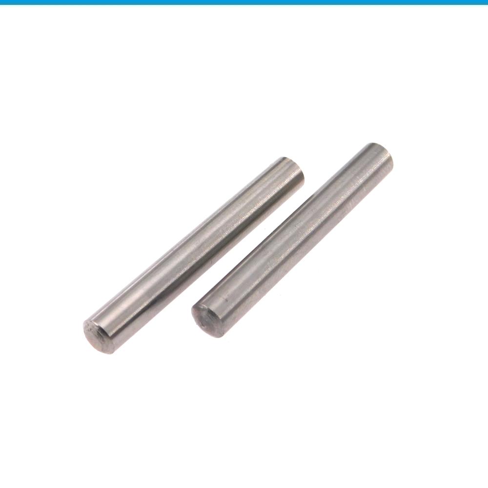 5 St/ück Zylinderstifte 6x40 DIN 7 Edelstahl V1A Zylinderstift Pa/ßstifte Toleranz M6