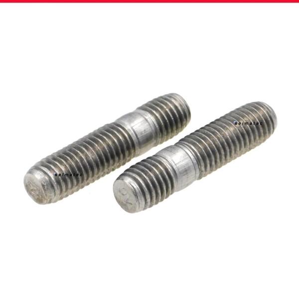 Stiftschrauben Einschraubende ~ 1,25 d Edelstahl A4 DIN 939