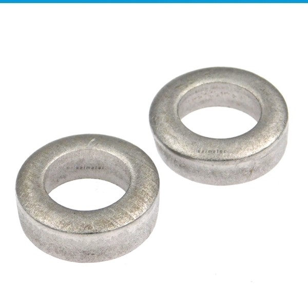 Scheiben für Stahlkonstruktionen Edelstahl A2 DIN 7989-1