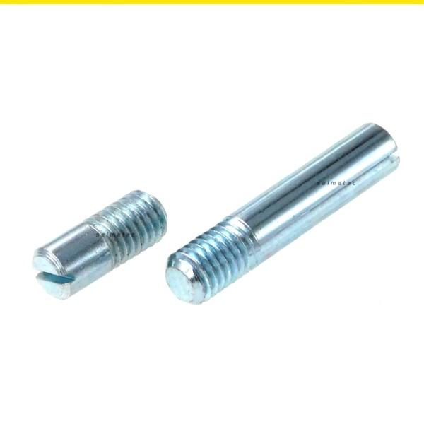 Schaftschrauben Stahl verzinkt 14H DIN 427