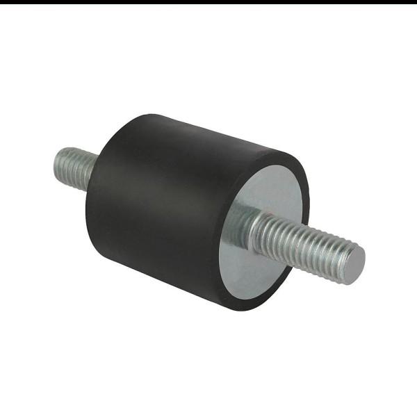 Gummi-Metall-Puffer Stahl Typ A