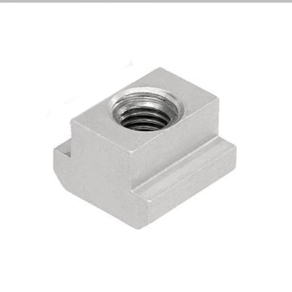 Muttern für T-Nuten Aluminium DIN 508