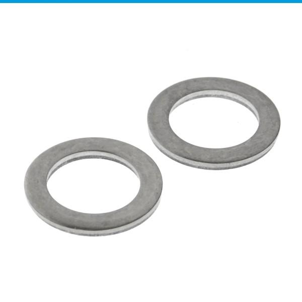 Beilagscheiben für Zylinderschrauben Edelstahl A2 DIN 433