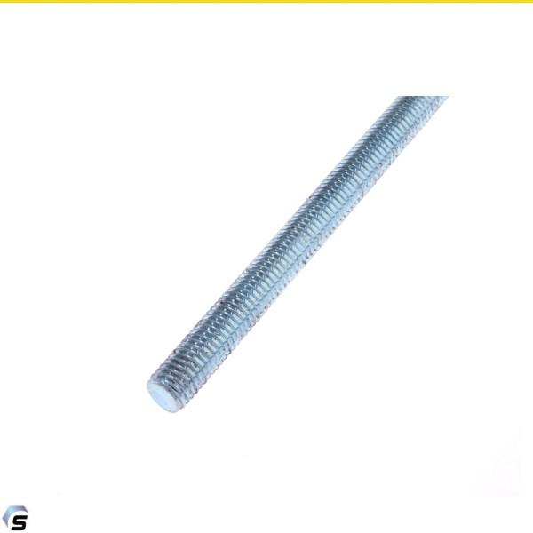 Gewindestangen aus Stahl verzinkt DIN 975 Länge 1 Mtr.