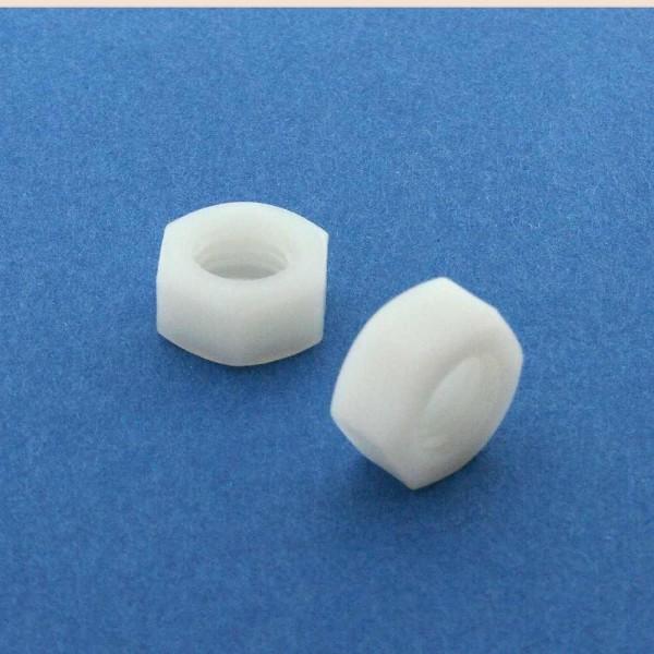 Sechskantmuttern aus Polyamid DIN 34814