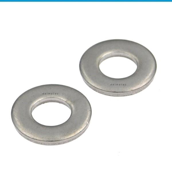 Scheiben für Bolzen Edelstahl A2 DIN 1440
