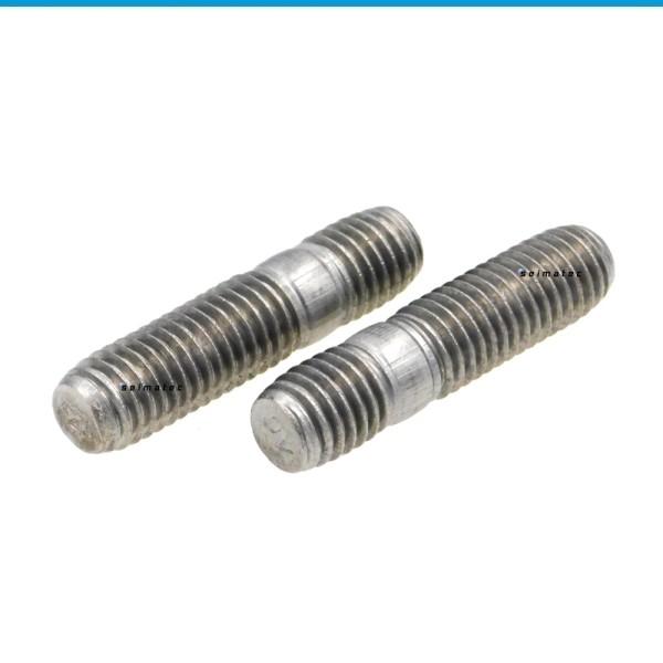 Stiftschrauben Einschraubende ~ 1,25 d Edelstahl A2 DIN 939