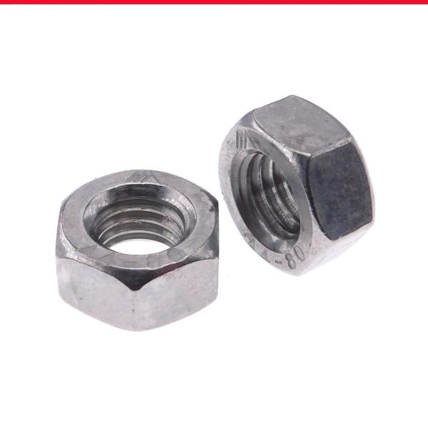 Sechskantmuttern Edelstahl A4-70 ISO 4032