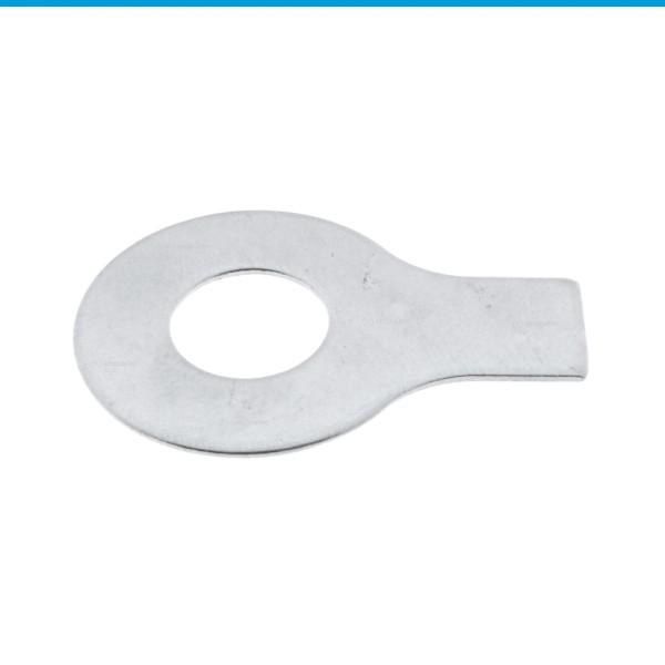 Sicherungsblech aus Edelstahl A2 DIN 93