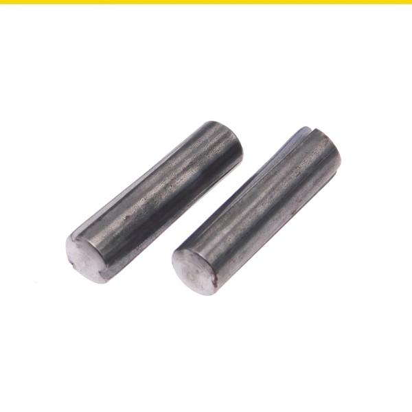 Kegelkerbstifte Stahl DIN 1471