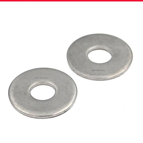 Flache Scheiben große Ausführung Edelstahl A4 ISO 7093-1 200 HV
