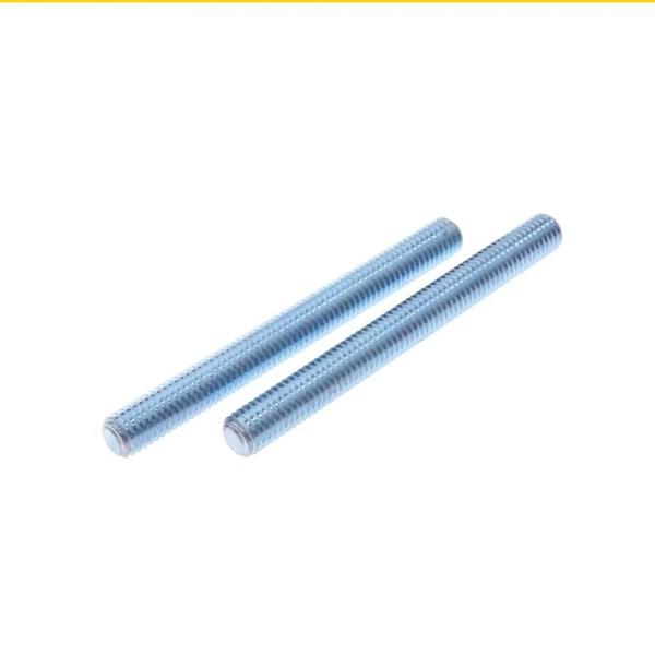 Gewindestücke Form B Stahl verzinkt DIN 976