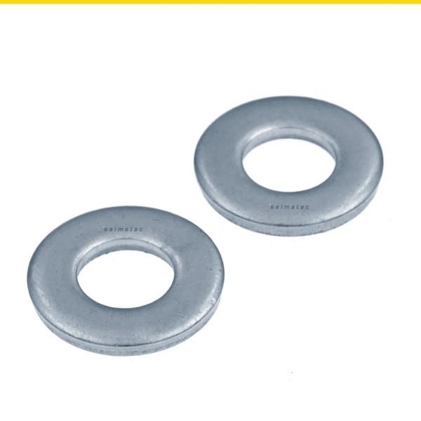 Scheiben für Bolzen Stahl verzinkt DIN 1440