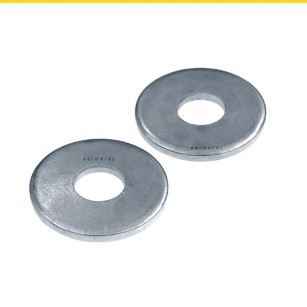 DIN 9021 Scheiben Stahl verzinkt